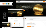 Bit Munt - Bitcoin Crypto Currency Muse Template