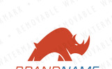 Mighty Rhino Logo Template
