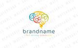 Brain Storming - Logo Template