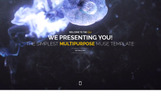 Responsive Clu - Creative Multipurpose Muse Şablon