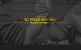 Clu - Creative Multipurpose Muse Template