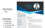 Nazmul Haque Resume Template