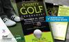 Golf Tournament Flyer PSD Template Big Screenshot
