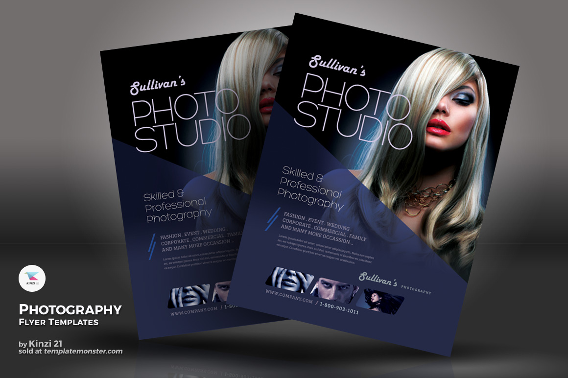 Photography Flyer Psd Template 66858