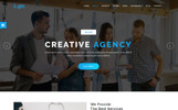 Logic - Material Design Agency Website Template
