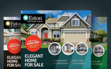 Real Estate Flyer Corporate Identity Template