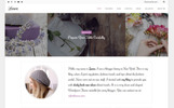 Responsive WordPress thema over Schoonheid