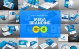 Social Media Branding Corporate Identity Template