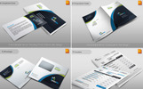 Presentica | Corporate Business Branding Identity Pack Bundle