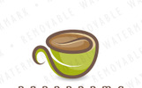 Spiced Coffee Logo Template