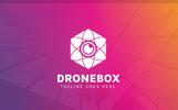 Dronebox Logo Template