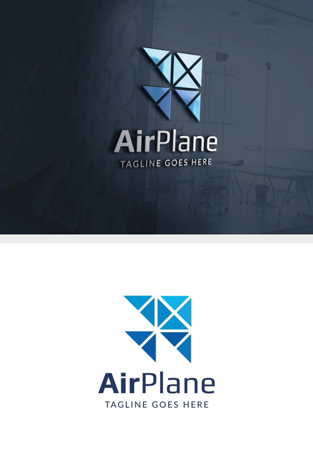 airplane logo template 67215