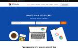 SEO Master - SEO & Digital Marketing Agency Joomla Template
