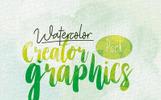 WaterColor Creator Graphics Illustration
