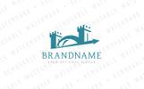 Tower Bridge - Logo Template