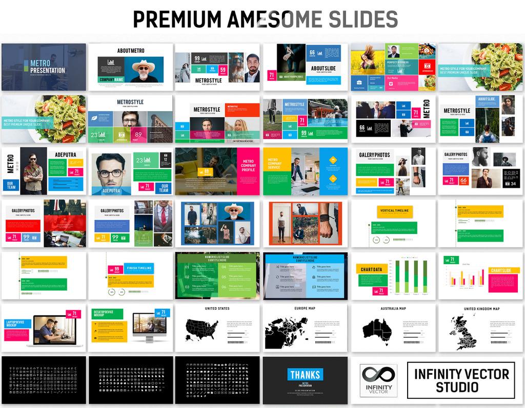 Metro style premium presentation powerpoint template 66949 metro style presentation powerpoint template toneelgroepblik Image collections