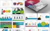 Social Media PowerPoint Template Big Screenshot
