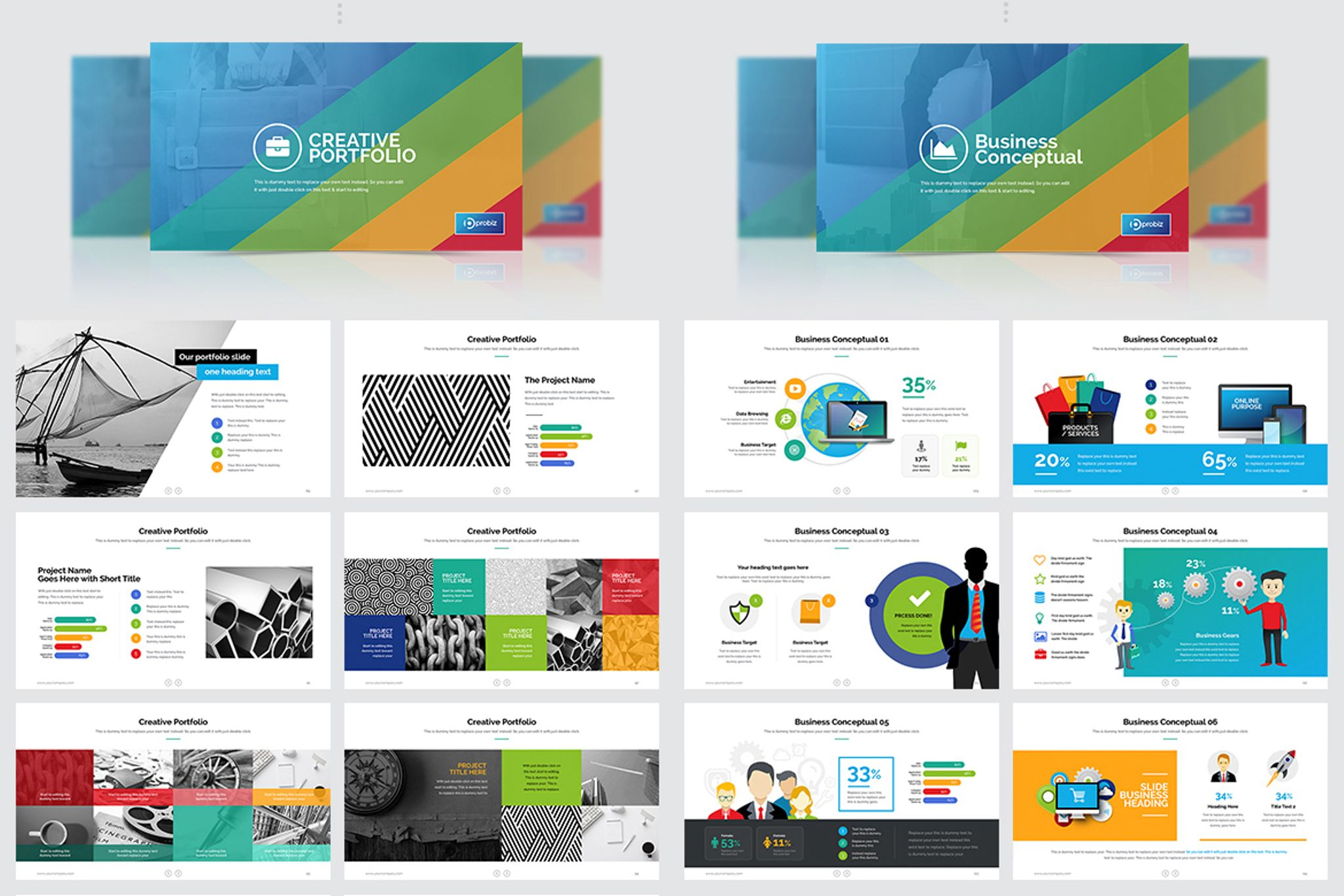 Business plan marketing powerpoint template 67022 business plan marketing powerpoint template big screenshot toneelgroepblik