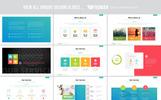 Plantilla PowerPoint para Sitio de Agencias de marketing