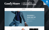 GoofyStore - AMP Men's Fashion Magento Theme