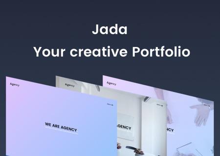 Jada - Creative Portfolio