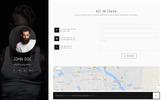John Doe - Photography HTML Website Template