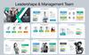 "Tema PowerPoint Responsive #80517 ""2019 Roots Business"" Screenshot grande"