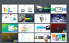 HappyBiz | Business PowerPoint Template Big Screenshot