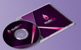 CD / DVD Album Cover Design Corporate Identity Template