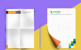 Corporate Letterhead Pack Corporate Identity Template
