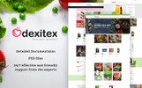 Dexitex - Grocery Market PrestaShop Theme