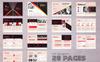 StudioFire Project Proposal - Corporate Identity Template Big Screenshot