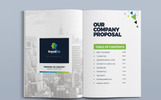 Corporate Project Proposal - Corporate Identity Template