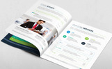 Corporate Clean Project Proposal  - Corporate Identity Template