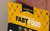"""Unternehmensidentität Vorlage namens """"Fast Food and Restaurant Poster"""" New Screenshots BIG"""