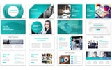 Creative Presentation PowerPoint Template