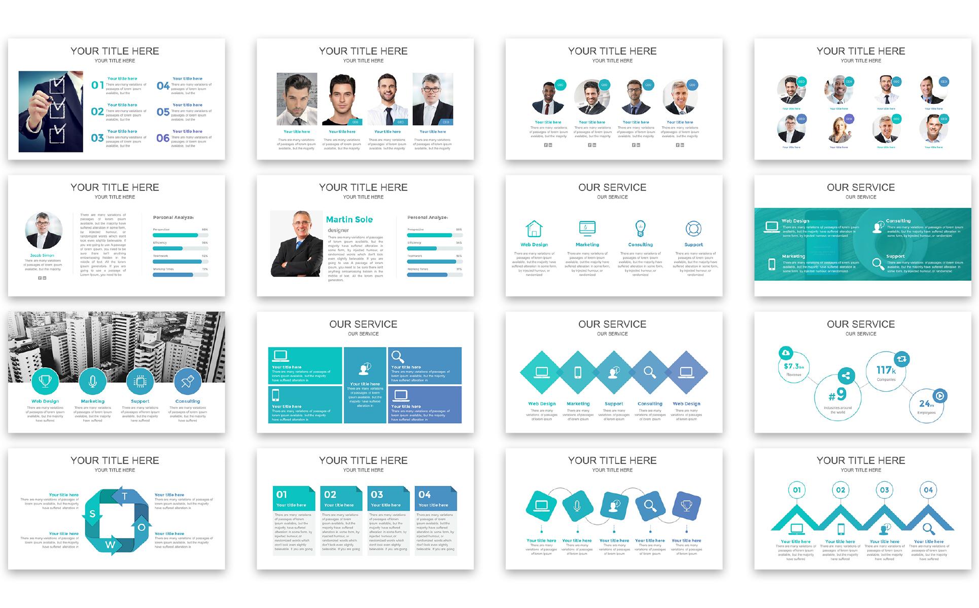 Creative presentation powerpoint template 67023 creative presentation powerpoint template big screenshot zoom in toneelgroepblik Images