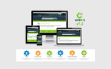 BulkDomain | Responsive HTML5 WHMCS Templates for Hosting company Website Template