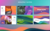 "PowerPoint Vorlage namens ""Colorful"""