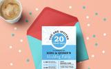 Wedding Party Invitation - Corporate Identity Template