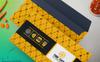 Prémium Envelop Packaging Design for Fast Food, Restaurant and Bakery Márkastílus sablon Nagy méretű képernyőkép