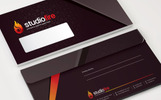 Creative Business Envelope Pack Corporate Identity Template