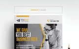 Corporate Business Agency - Corporate Identity Template