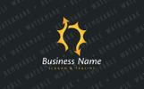 Solar Synergy Logo Template