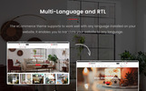 "Tema Magento Responsive #67011 ""Shop4U - Furniture Responsive"""