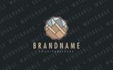 Granite Mountains Logo Template