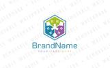 House Box Logo Template