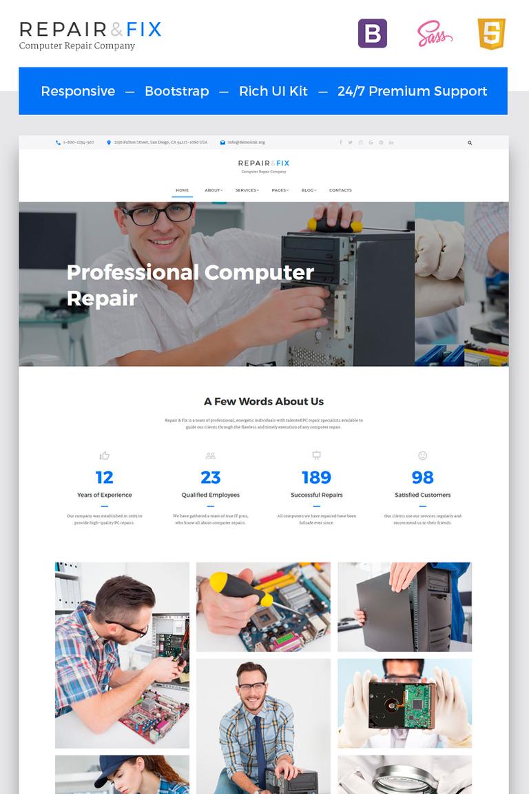Website Vorlage #67003 für Web Entwicklung