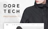 Template PrestaShop Responsive #67018 per Un Sito di Abbigliamento