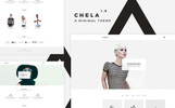 Responsive WordPress thema over Kunst Galerij